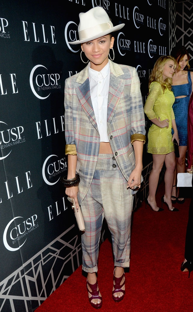 5TH ANNUAL ELLE WOMEN IN MUSIC CELEBRATION, Zendaya
