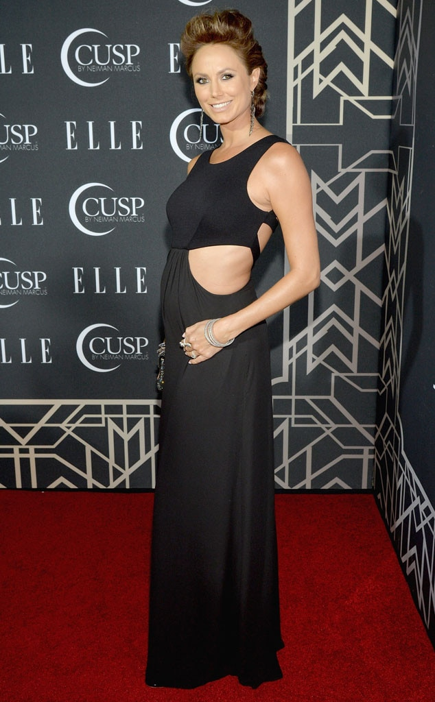 5TH ANNUAL ELLE WOMEN IN MUSIC CELEBRATION, Stacy Keibler
