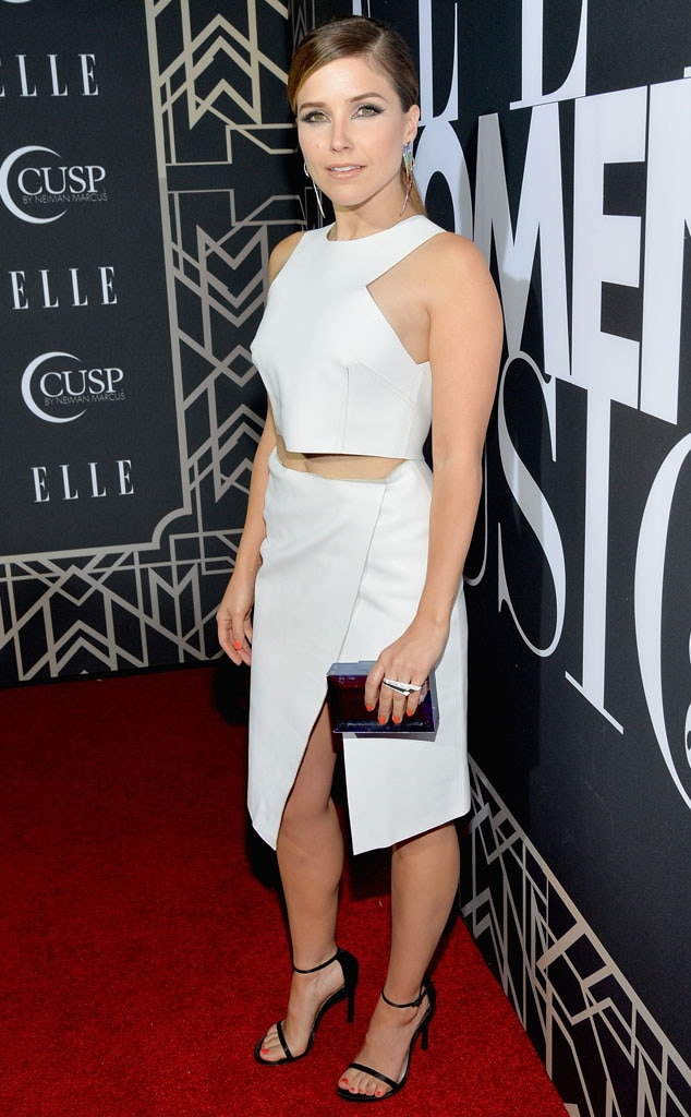 5TH ANNUAL ELLE WOMEN IN MUSIC CELEBRATION, Sophia Bush
