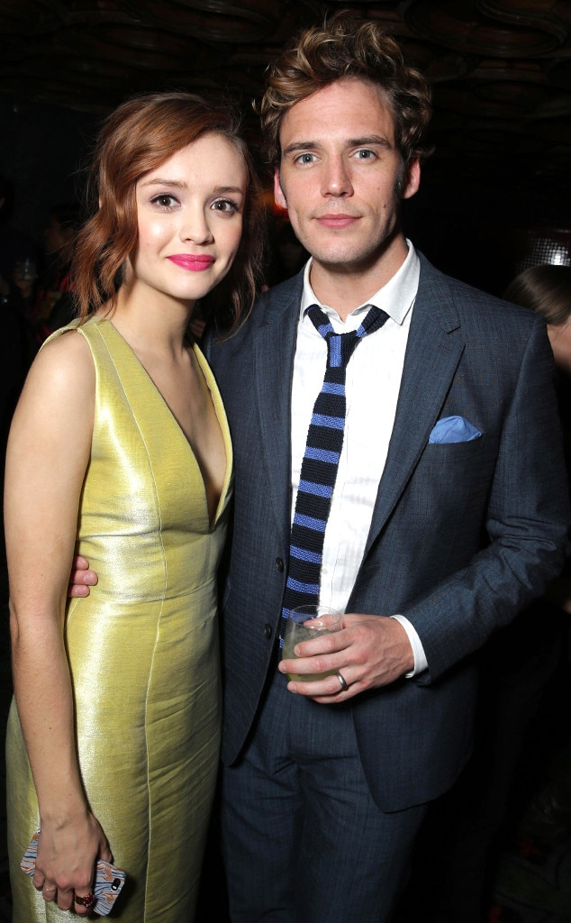 Olivia Cooke, Sam Claflin, The Quiet Ones
