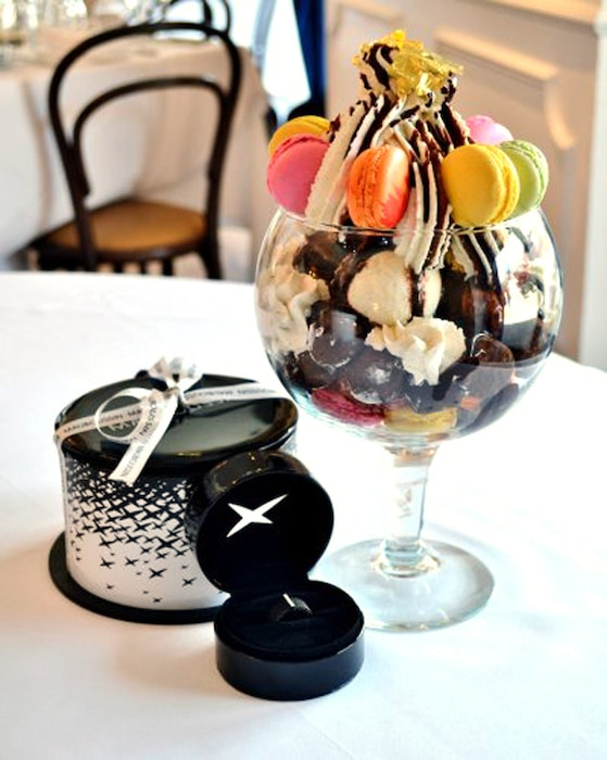 Bagatelle Ice Cream Sundae