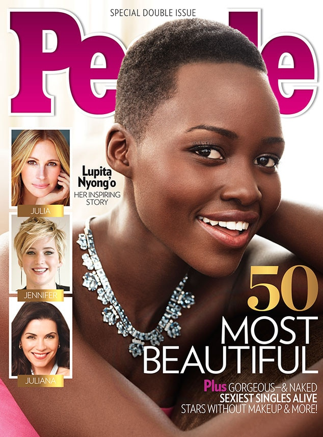 Lupita Nyong'o, People's Most Beautiful