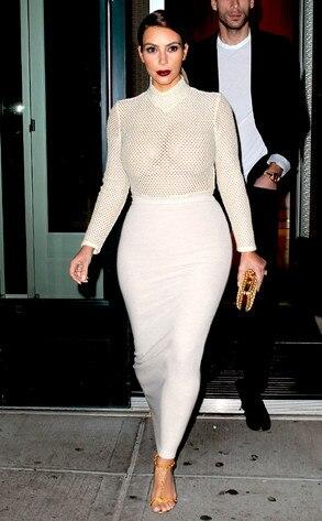 Kim Kardashian, Fabulist