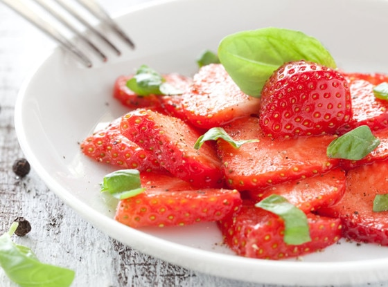 Fabulist Food, Strawberries