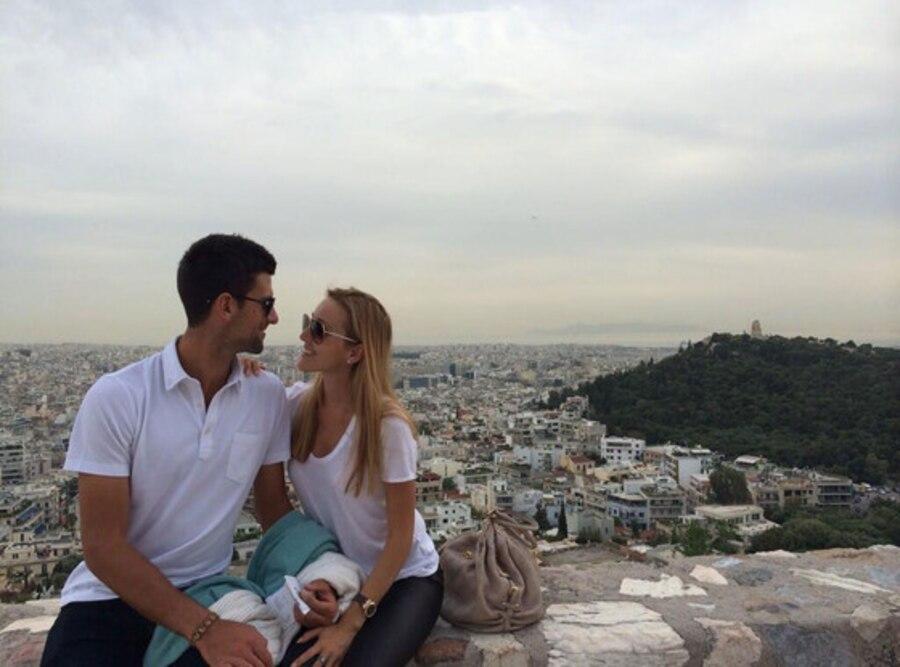 Novak Djokovic, Jelena