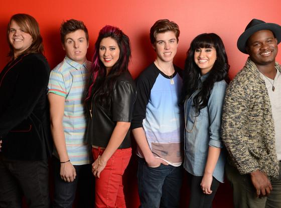 American Idol, Top 6
