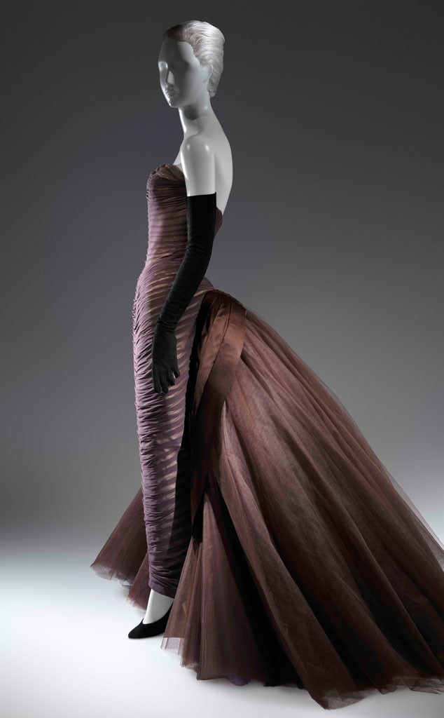 Butterfly Ball Gown Ca 1955 From Charles James Beyond