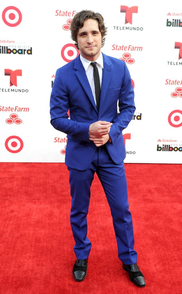 Diego Boneta, Billboard Latin Music Awards