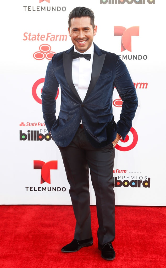 Christian Ramirez, Billboard Latin Music Awards