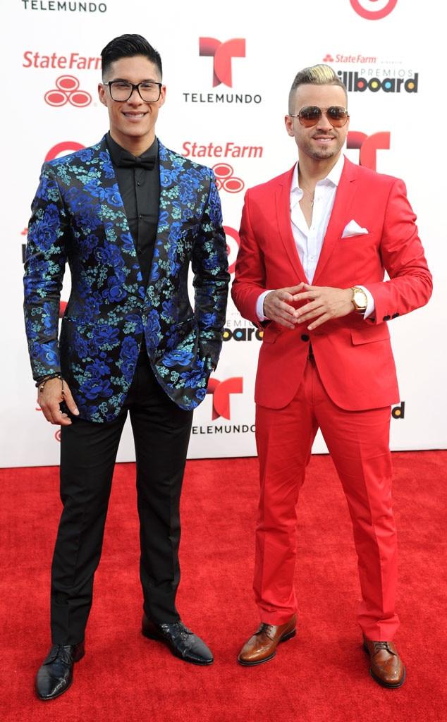 Chino and Nacho, Billboard Latin Music Awards
