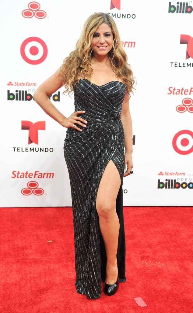 Lena Burke, Billboard Latin Music Awards