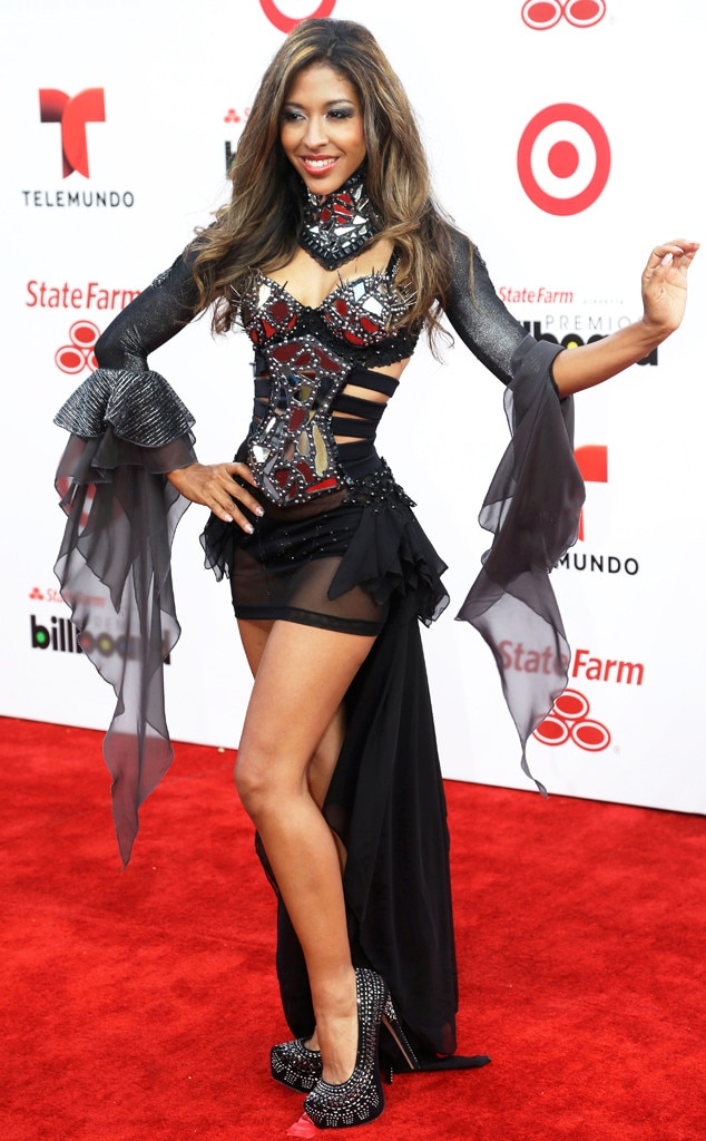 Adassa, Billboard Latin Music Awards