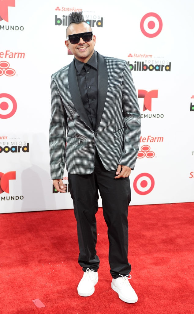 Sean Paul, Billboard Latin Music Awards