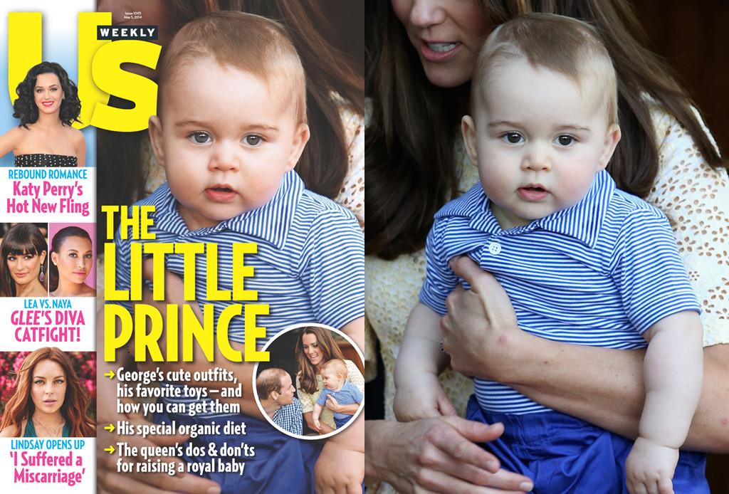 Prince George, US Weekly