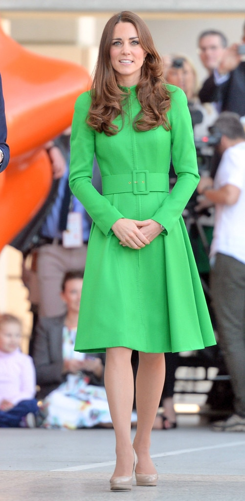 Kate Middleton Effect Still Going Strong Yellow Dress