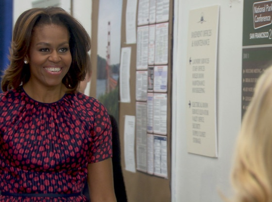 Parks and Recreation, Michelle Obama