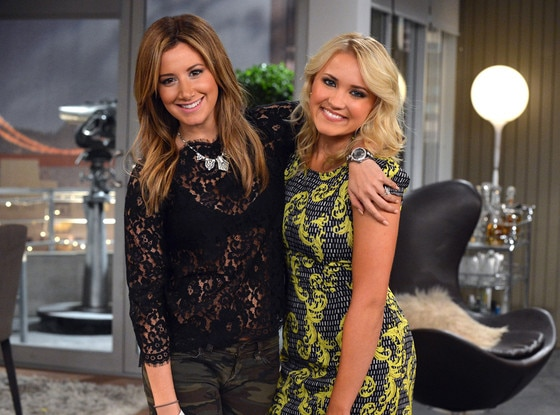 Ashley Tisdale, Logan