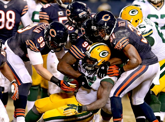 Green Bay Packers, Chicago Bears