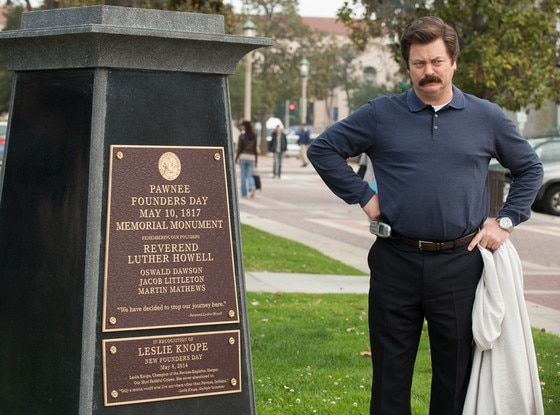 Parks and Recreation, Nick Offerman