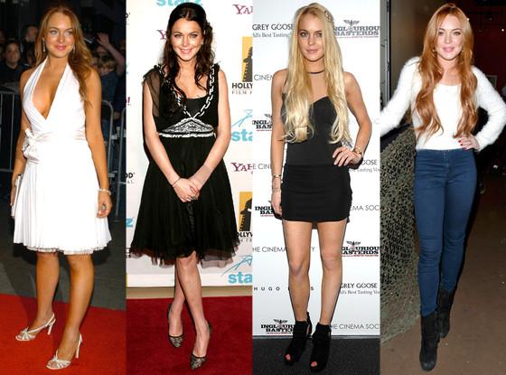 Lindsay Lohan, Mean Girls, 10 Year Anniversary