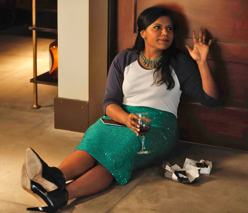 Wine And Chocolate From All Of Mindy Kaling's Looks In The