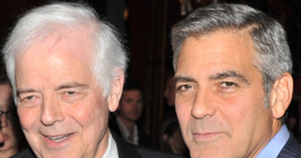 George Clooney S Dad Nick Reveals What Twins Alexander And