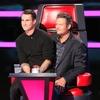 The Voice, Adam Levine, Blake Shelton