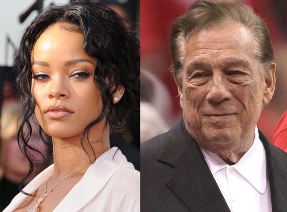 Donald Sterling, Rihanna