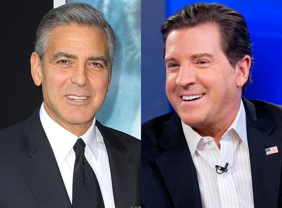 Eric Bolling, George Clooney