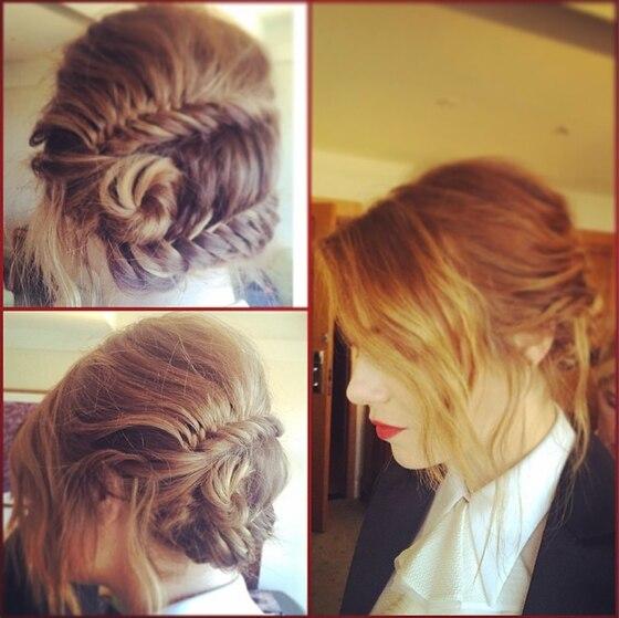 Mara Roszack Hair Instagram