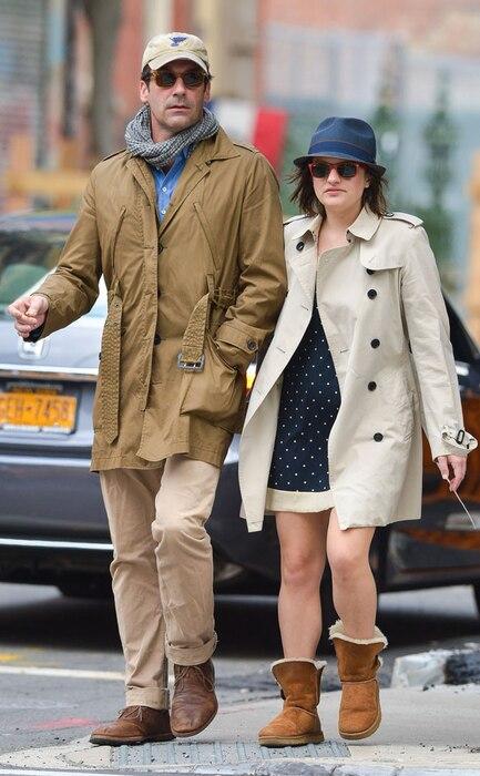 Jon Hamm, Elisabeth Moss