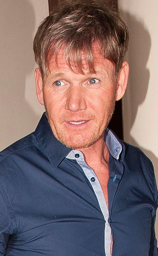 Gordon Ramsay, Hair