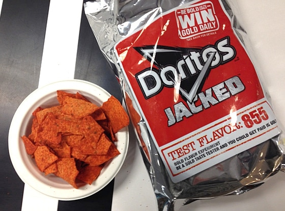 Doritos Taste Test