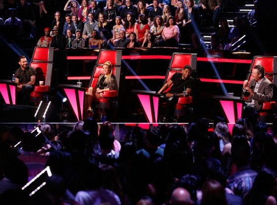 The Voice, Judges