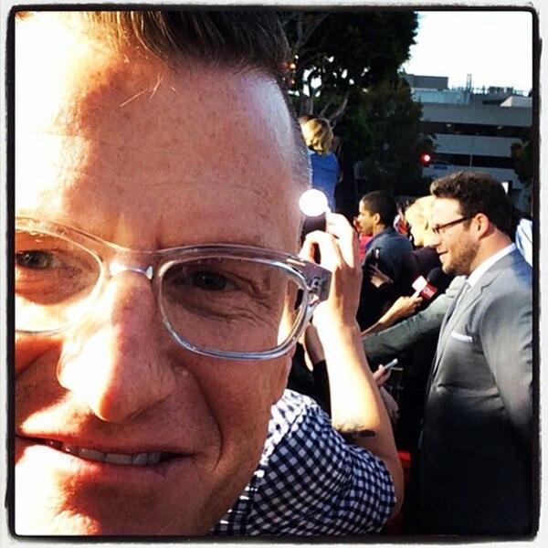 Seth Rogen, Instagram