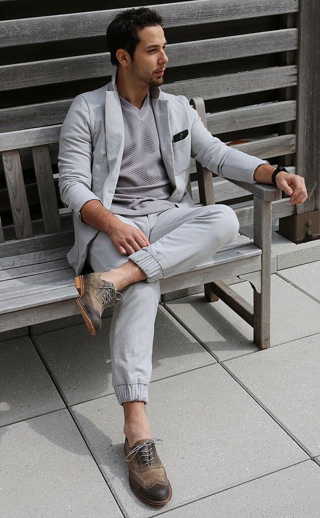 Skylar Astin, Fashion