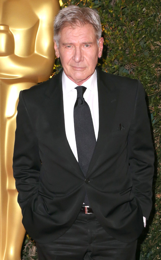 Harrison Ford Visits Steven Spielberg After Recovering ...