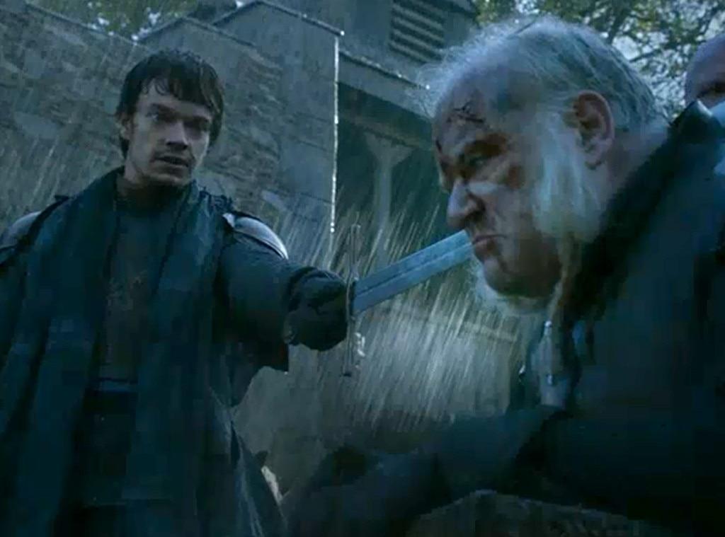 Ron Donachie, Rodrick Cassel, Game of Thrones