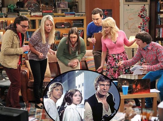 The Big Bang Theory, Star Wars