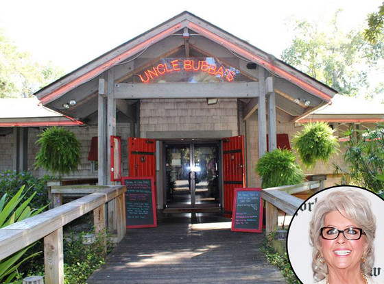 Uncle Bubba's Seafood and Oyster House, Paula Deen