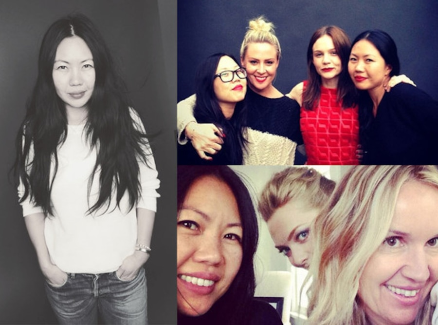 Jenny Cho Glam Squad