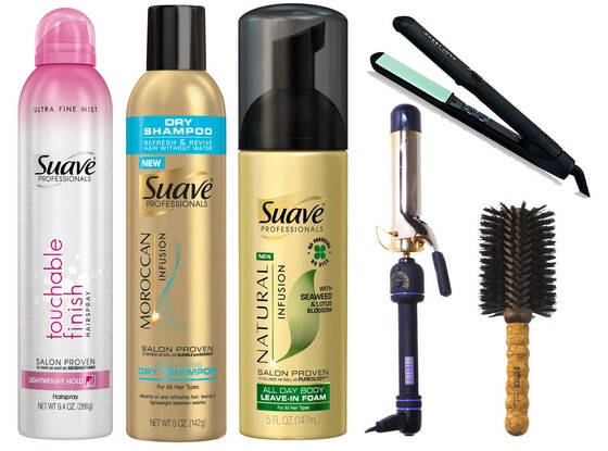 Jenny Cho Glam Squad, Hair Products