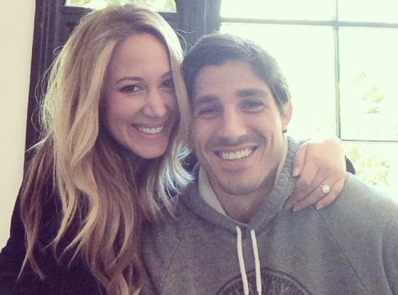 Haylie Duff Instagram, Engagement