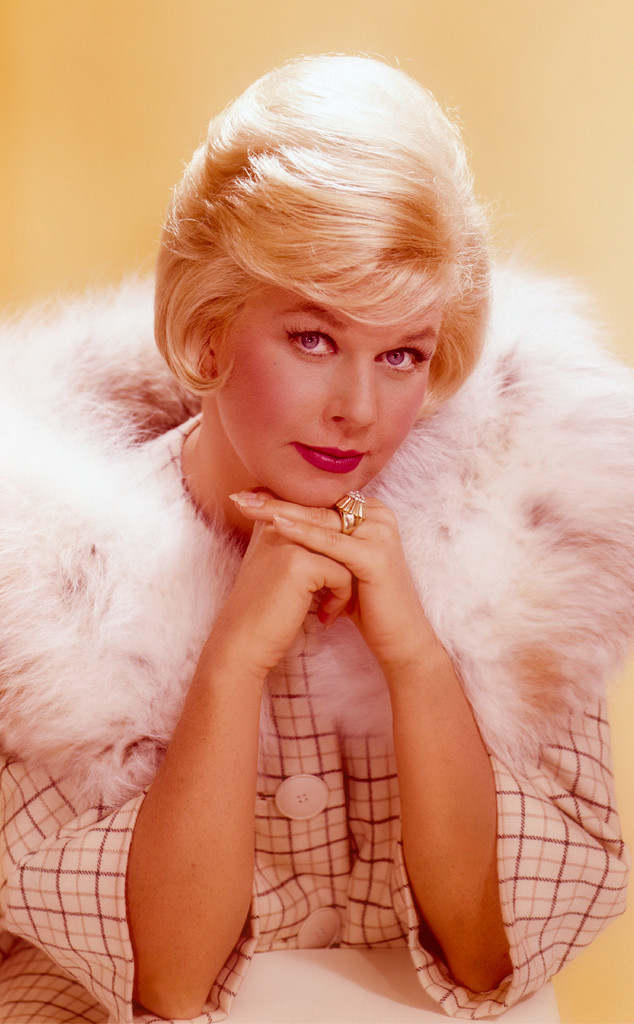 happy birthday doris day actress turns 90 and admits i 39 ve had an amazing life e news. Black Bedroom Furniture Sets. Home Design Ideas