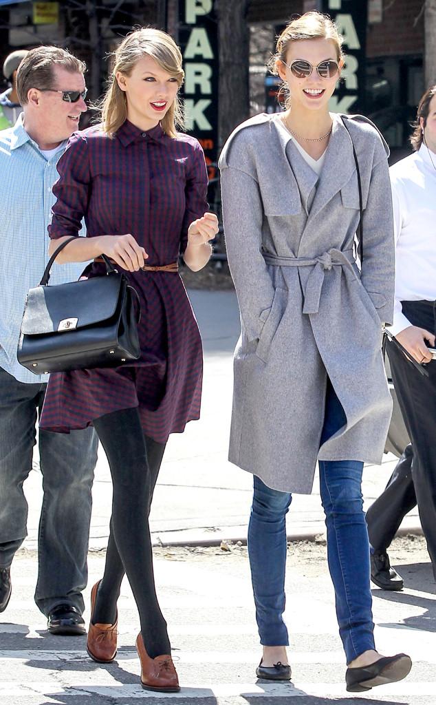 Taylor Swift, Karlie Kloss