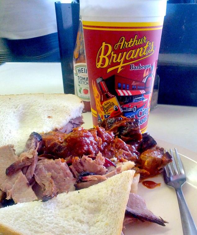 Kansas City Restaurants, Arthur Bryant's