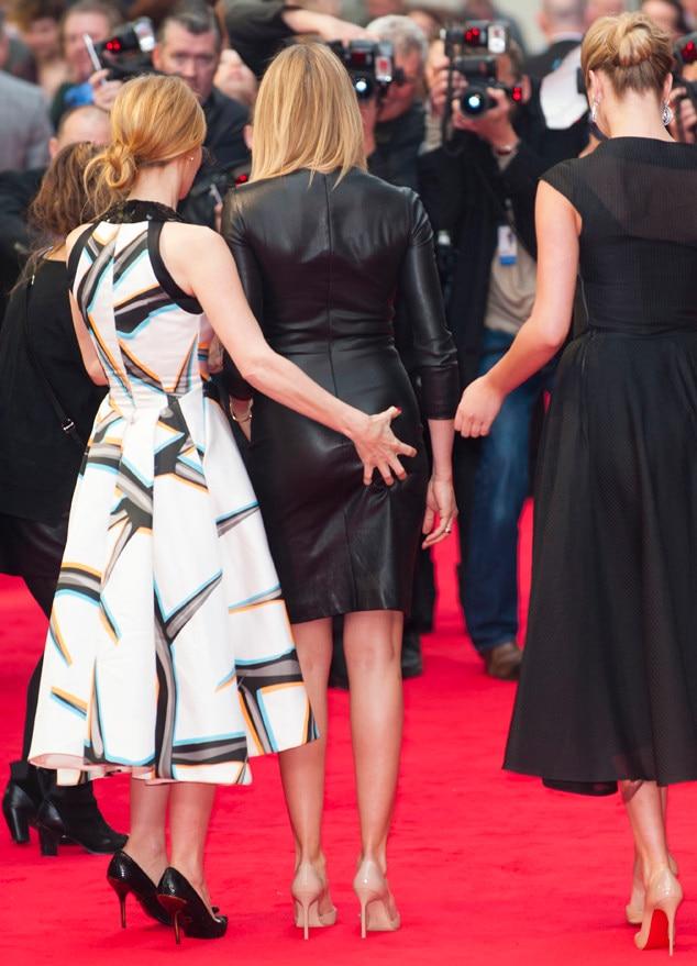 Leslie Mann, Cameron Diaz, Kate Upton, Best Ass Shots