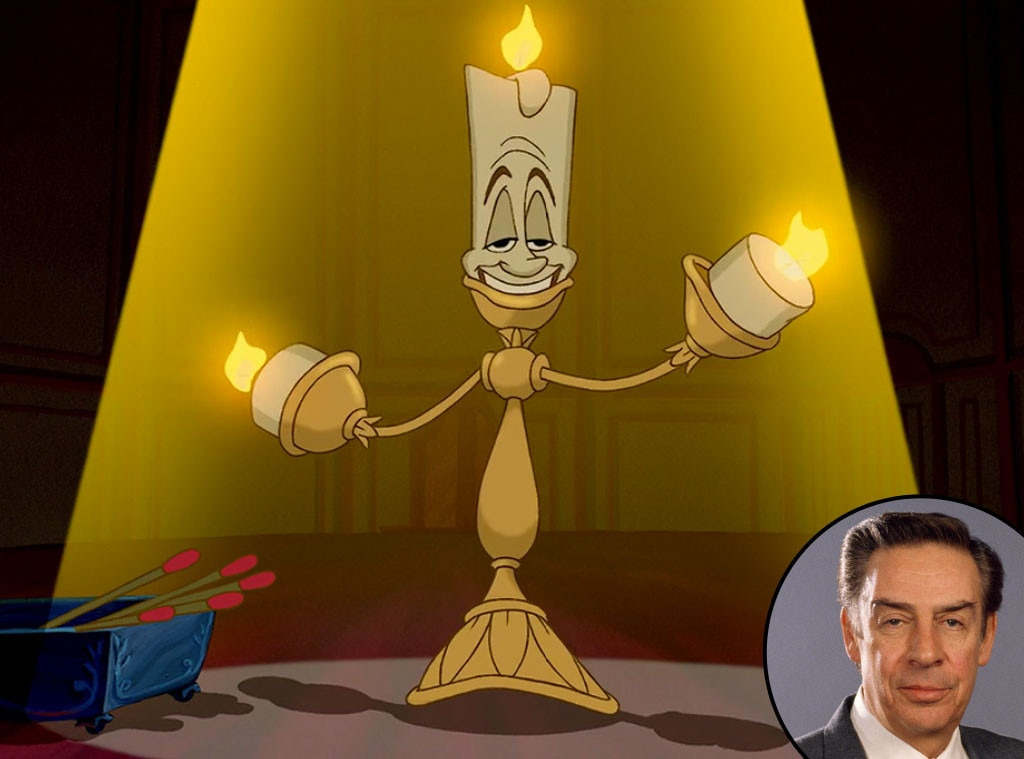 Lumiere Beauty And The Beast From The Faces Facts