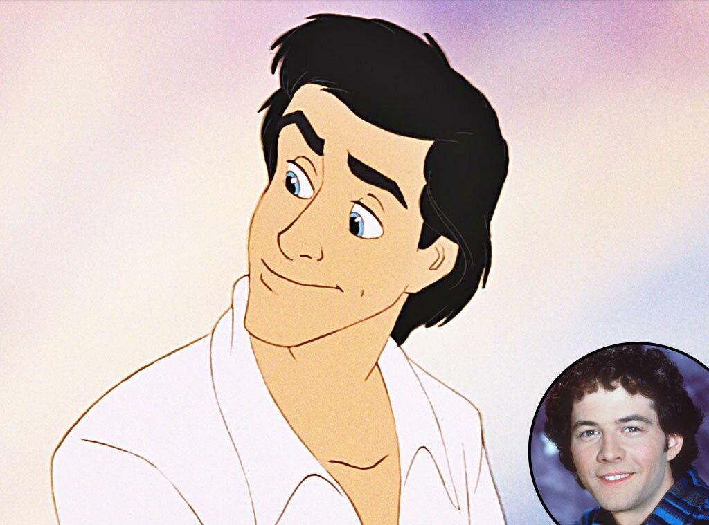Prince Eric, Christopher Daniel Barnes, Disney Voices