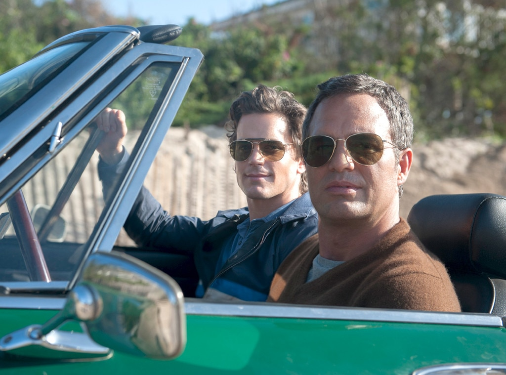 Mark Ruffalo, Matt Bomer, The Normal Heart